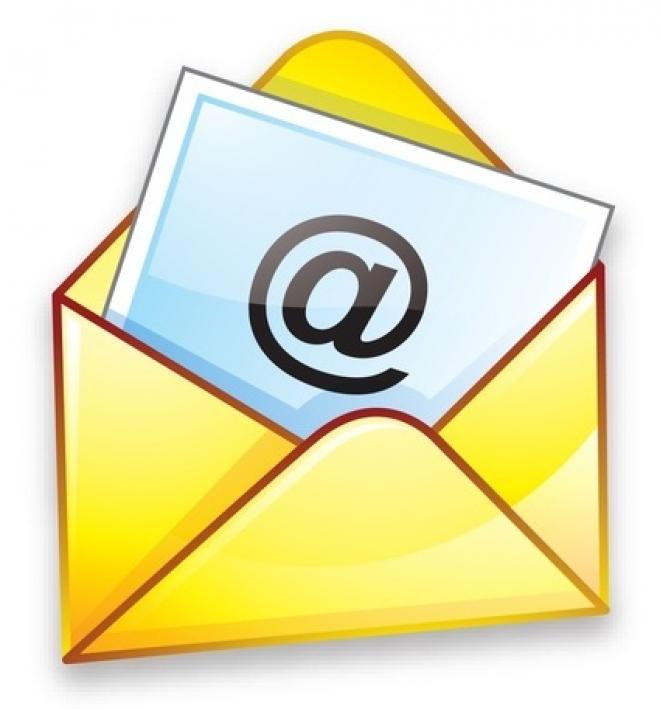 Анимационные открытки электронной почты